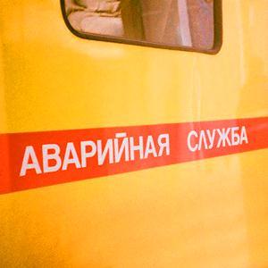 Аварийные службы Сосногорска