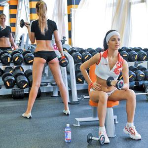 Фитнес-клубы Сосногорска