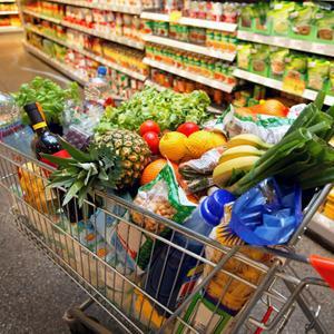 Магазины продуктов Сосногорска