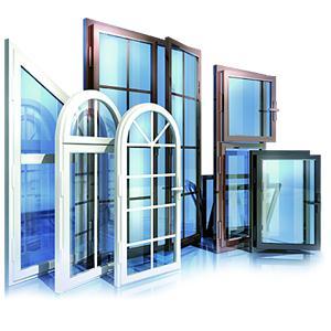 Окна Сосногорска