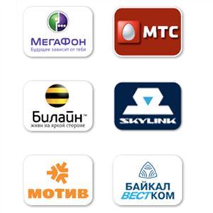 Операторы сотовой связи Сосногорска