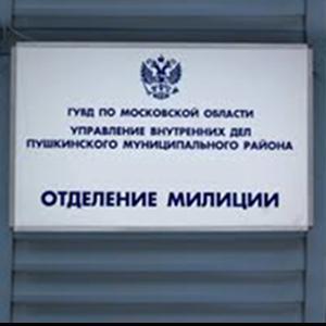 Отделения полиции Сосногорска