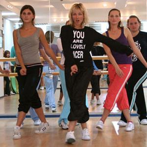 Школы танцев Сосногорска