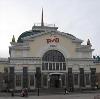 Железнодорожные вокзалы в Сосногорске