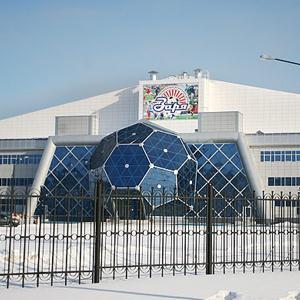 Спортивные комплексы Сосногорска